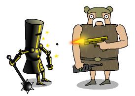 Mellais vs Lāčplēsis