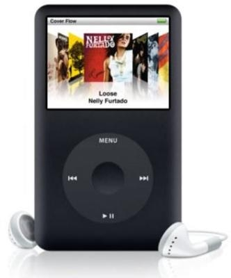 Nelly Furtado iPod
