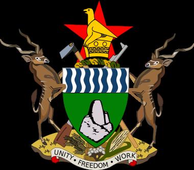 Zimbabves Republikas ģērbonis