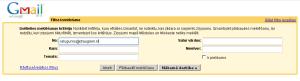 draugiem.lv Gmail filtrs