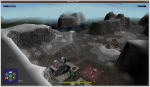 Screenshot of Warzone 2100